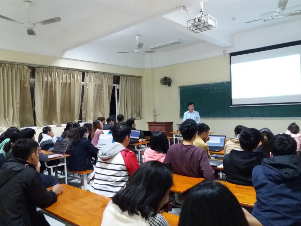 Hướng dẫn phần mềm dự toán F1 tại đại học Kiến Trúc Hà Nội