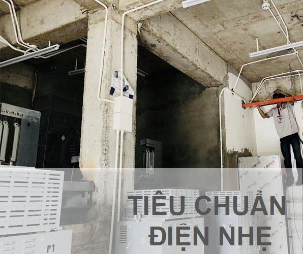 Các tiêu chuẩn nghiệm thu hệ thống điện nhẹ tham khảo