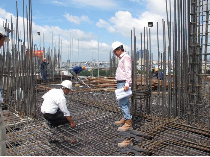 Nghiệm thu công việc xây dựng là gì?
